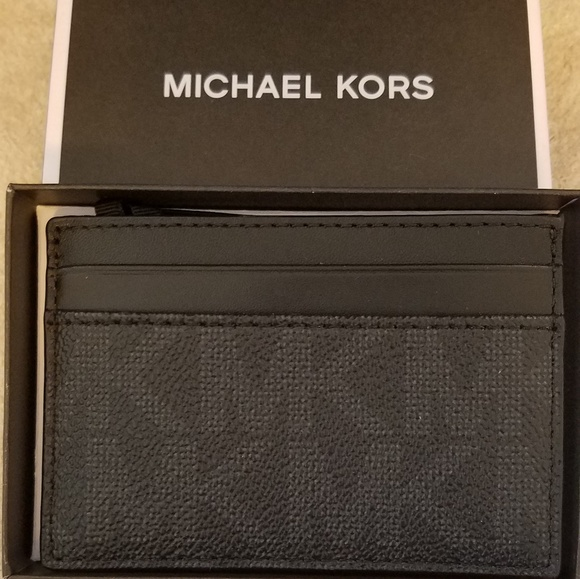e2b26ab7a2d1 Michael Kors men s card case w money clip